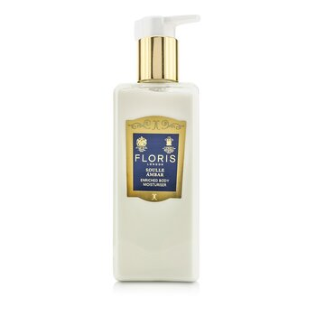Floris Soulle Ambar Humectante Corporal  250ml/8.5oz