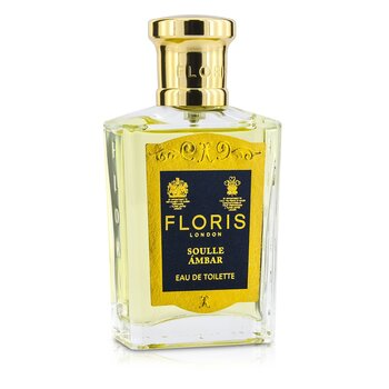 Floris Soulle Ambar Eau De Toilette Spray  50ml/1.7oz
