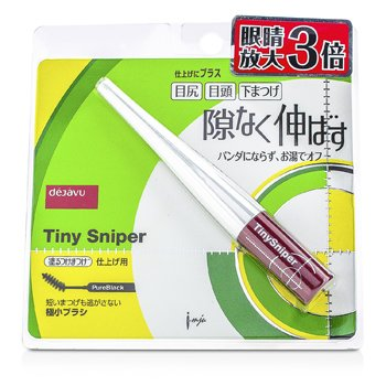 Dejavu Tiny Sniper Mascara - Pure Black 3.3g/0.1oz
