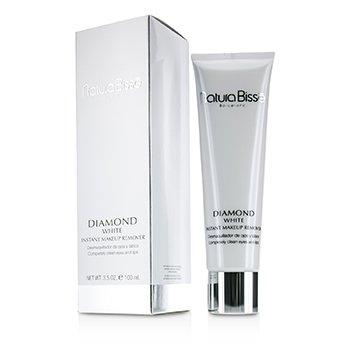 Natura BisseDiamond White Instant MakeUp Remover (For Eye & Lip) 100ml/3.5oz