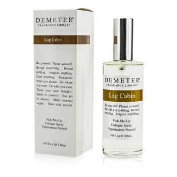 DemeterLog Cabin Cologne Spray 120ml/4oz