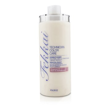 Image of Frederic Fekkai Technician Color Care Conditioner AntiFade Gentle Conditioning Vibrant Radiance 473ml16oz