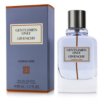 GivenchyGentlemen Only Casual Chic Eau De Toilette Spray 50ml/1.7oz