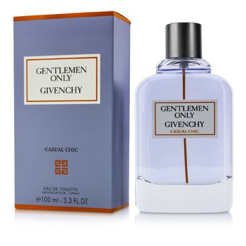 GivenchyGentlemen Only Casual Chic Eau De Toilette Spray 100ml/3.3oz