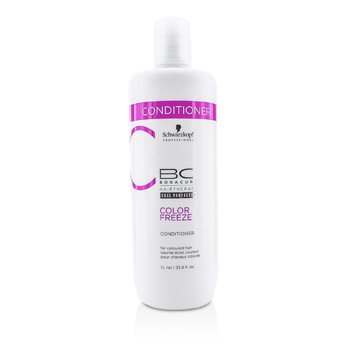 Schwarzkopf BC Color Freeze Conditioner - For Coloured Hair (New Packaging) 1000ml/33.8oz