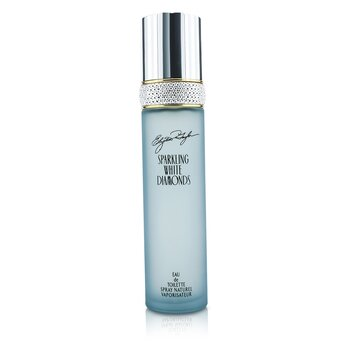 Elizabeth TaylorSparking White Diamonds Eau De Toilette Spray 100ml/3.3oz
