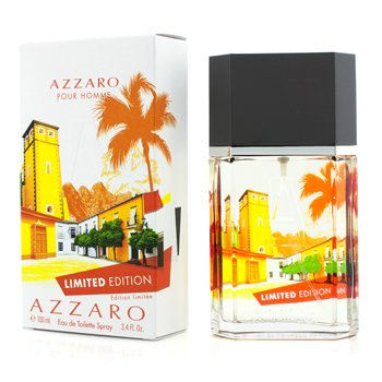 AzzaroAzzaro Eau De Toilette Spray (Edici�n Limitada 2014) 100ml/3.4oz