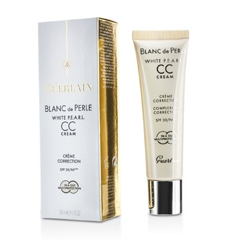 GuerlainBlanc De Perle White P.E.A.R.L. Crema CC Con SPF 30 30ml/1oz