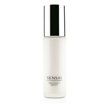 Kanebo Sensai Cellular Performance Emulsion II - Moist 50ml/1.7oz