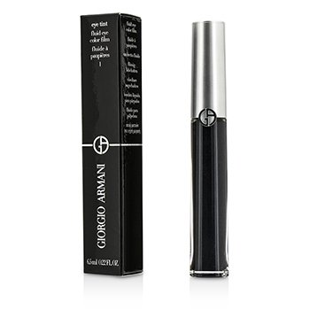 Giorgio Armani Eye Tint – # 01 Obsidian 6.5ml/0.22oz