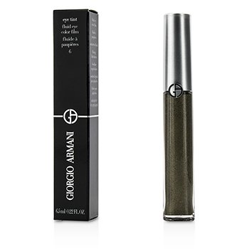 Giorgio Armani Eye Tint – # 06 Green Iron 6.5ml/0.22oz