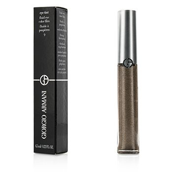 Giorgio Armani Eye Tint – # 09 Cold Copper 6.5ml/0.22oz