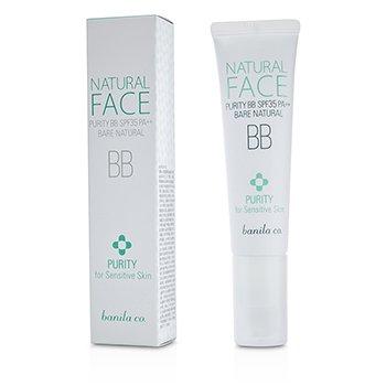 Banila Co.Natural Face Purity BB SPF35 (For Sensitive Skin) - Bare Natural 30ml/1oz