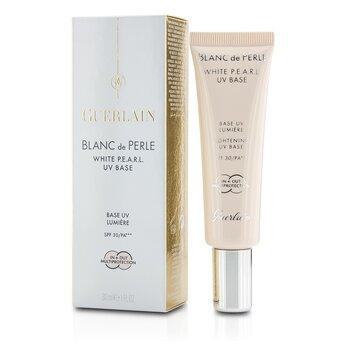 Guerlain Blanc De Perle White P.E.A.R.L. Base Iluminadora UV Con SPF30  30ml/1oz