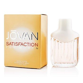 JovanSatisfaction Eau De Toilette Spray 50ml/1.7oz