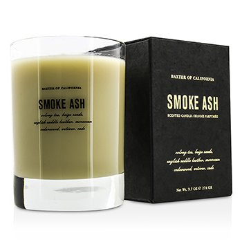 Baxter Of California Scented Candles - Smoke Ash 274g/9.7oz