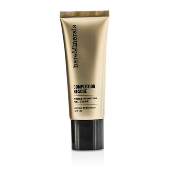 BareMinerals Complexion Rescue Tinted Hydrating Gel Cream SPF30 - #04 Suede  35ml/1.18oz