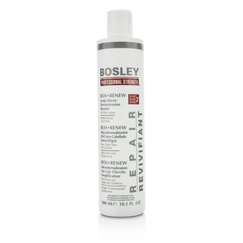 Bosley Professional Strength Bos Renew Scalp Micro-Dermabrasion Booster - Step 2 (For All Hair Types