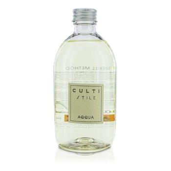 Culti Stile Room Diffuser Refill – Aqqua 500ml/16.6oz