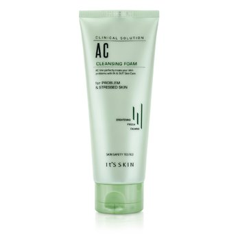 It's SkinClinical Solution AC Cleansing Foam 150ml/5oz
