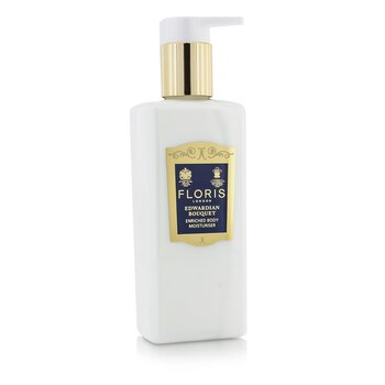 Floris Edwardian Bouquet Enriched Body Moisturiser  250ml/8.5oz