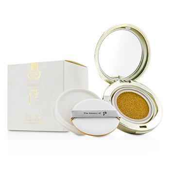 Whoo (The History Of Whoo)  Whitening & Moisture Glow Cushion Foundation SPF50 - #23 2x 15g/0.15oz