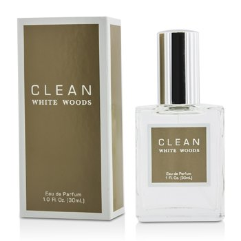 CleanClean White Woods Eau De Parfum Spray 30ml/1oz