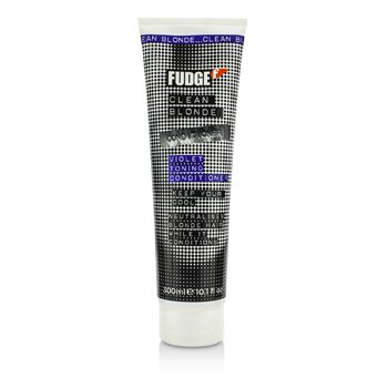 FudgeClean Blonde Violet Toning Conditioner (Neutralises Blonde Hair) 300ml/10.1oz
