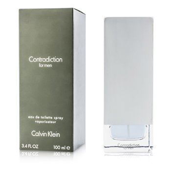 Calvin Klein Contradiction Eau De Toilette Spray  100ml/3.3oz