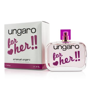 Ungaro Ungaro For Her Eau De Toilette Spray 100ml/3.4oz