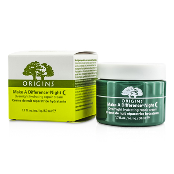 Origins Make A Difference Night Overnight Hydrating Repair Cream 0LA5  50ml/1.7oz