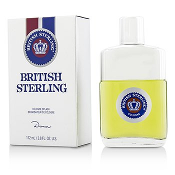 Dana British Sterling Colonge Splash 112ml/3.8oz