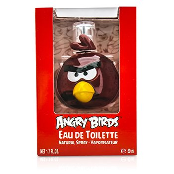 Air Val International Angry Birds (Red) Eau De Toilette Spray 50ml/1.7oz