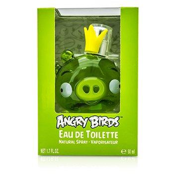 Air Val InternationalAngry Birds King Pig (Green) Eau De Toilette Spray 50ml/1.7oz