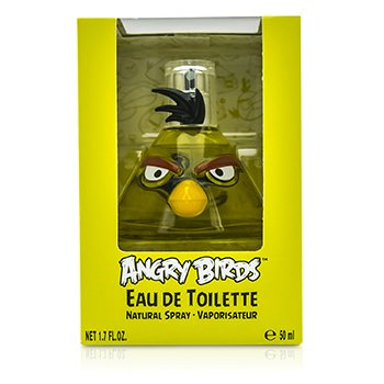 Angry Birds (Yellow) ôÕÁÌÅÔÎÁÑ ÷ÏÄÁ óÐÒÅÊ Air Val International Angry Birds (Yellow) Туалетная Вода Спрей 50ml/1.7oz