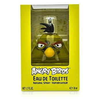 Air Val International Angry Birds (Yellow) Eau De Toilette Spray 50ml/1.7oz