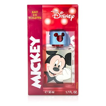 Air Val International Disney Mickey Mouse Eau De Toilette Spray (3D Rubber Edition) 50ml/1.7oz