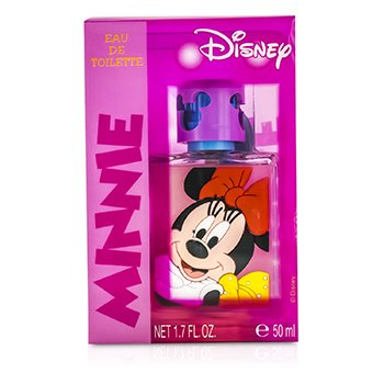 Air Val International Disney Minnie Mouse Eau De Toilette Spray (3D Rubber Edition)  50ml/1.7oz
