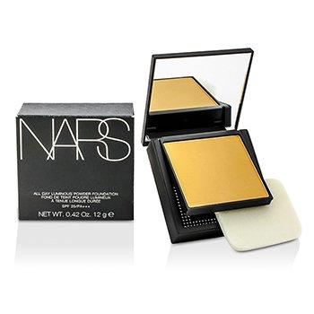 NARSAll Day Luminous Powder Foundation SPF25 - Laponie (Light 6 Medium with yellow undertones) 12g/0.42oz