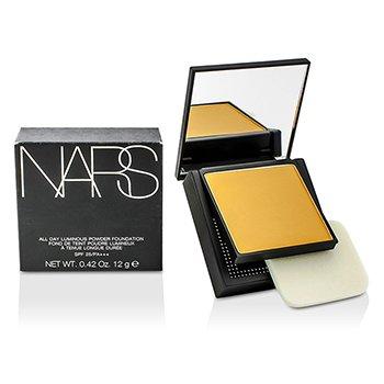 NARS All Day Luminous Powder Foundation SPF25 – Punjab (Medium 1 Medium with golden peachy undertones) 12g/0.42oz