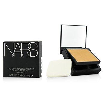 NARS Pudrowy podk�ad z filtrem UV All Day Luminous Powder Foundation SPF25 - Santa Fe (Medium 2 Medium with peachy undertones)  12g/0.42oz