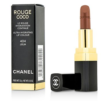 ���� �Իʵԡ Rouge Coco Ultra Hydrating Lip Colour - # 404 Julia  3.5g/0.12oz