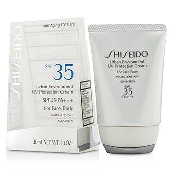 Shiseido Urban Environment UV Protection Cream SPF 35 PA+++ (For Face & Body) 30ml/1.1oz
