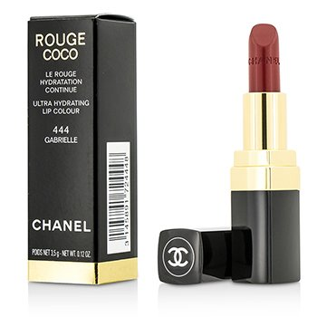 Chanel Rouge Coco ������ ����������� ������ ������ - # 444 Gabrielle 3.5g/0.12oz