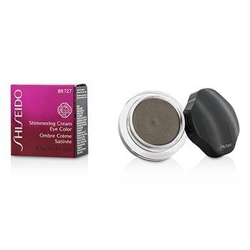 Shiseido Shimmering Cream Eye Color - # BR727 Fog  6g/0.21oz