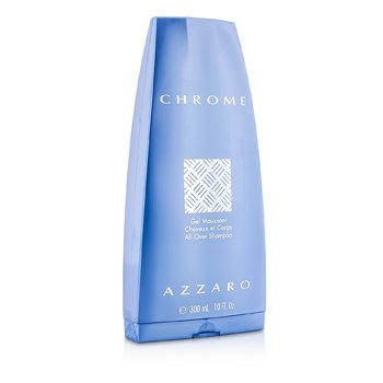 Loris Azzaro Chrome All Over Shampoo 300ml/10oz