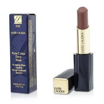 Estee Lauder Pure Color Envy Shine Sculpting Shine Lipstick – #410 Mischievous Rose 3.1g/0.1oz