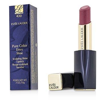 Estee Lauder Pure Color Envy Shine Sculpting Shine Lipstick #430 Pink Dragon 3.1g/0.1oz