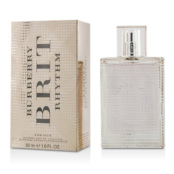 BurberryBrit Rhythm Floral Eau De Toilette Spray 50ml/1.6oz