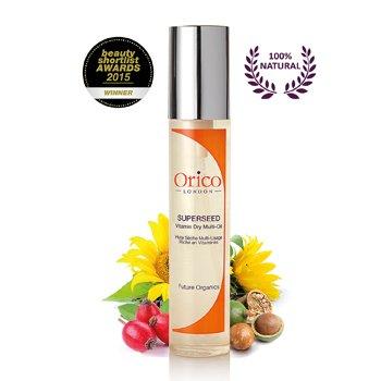 Orico LondonSuperseed Vitamin Dry Multi-Oil 100ml/3.38oz